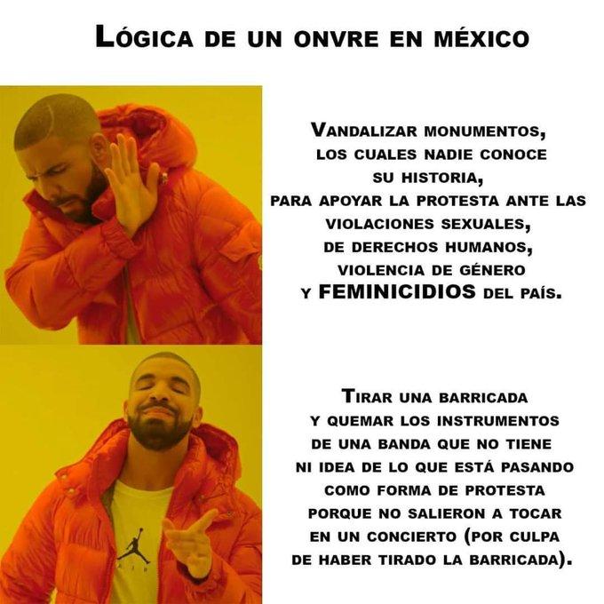 Meme KnotFest Marcha Feminista 2019