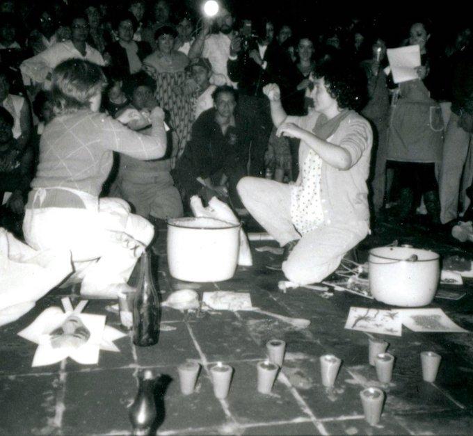 El arte feminista de los años 80