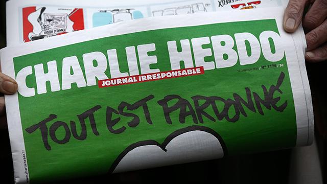 Tragedia Charlie Hebdo