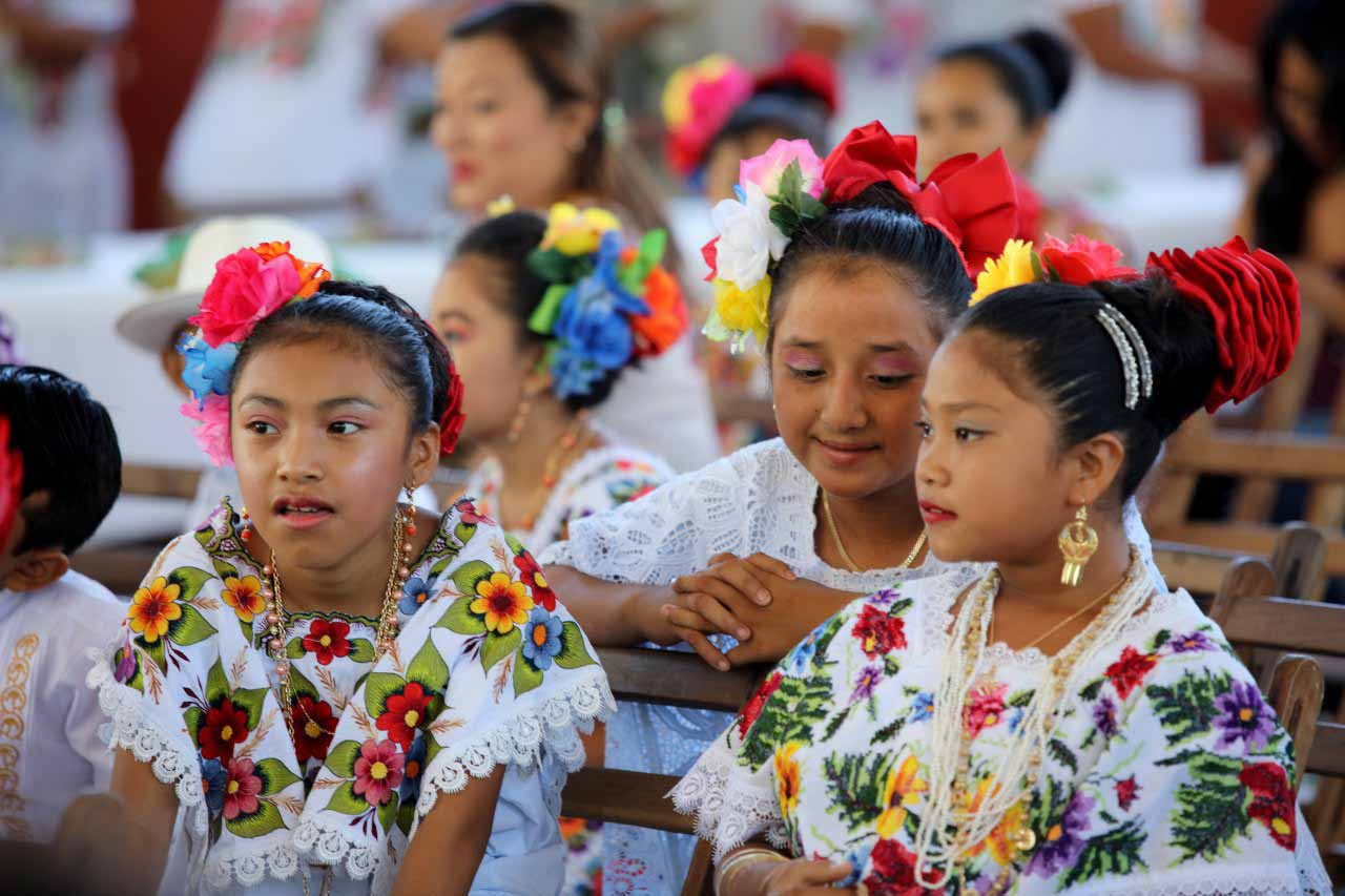 Enseñanza De Maya A Nivel Básico Obligatorio En Yucatán