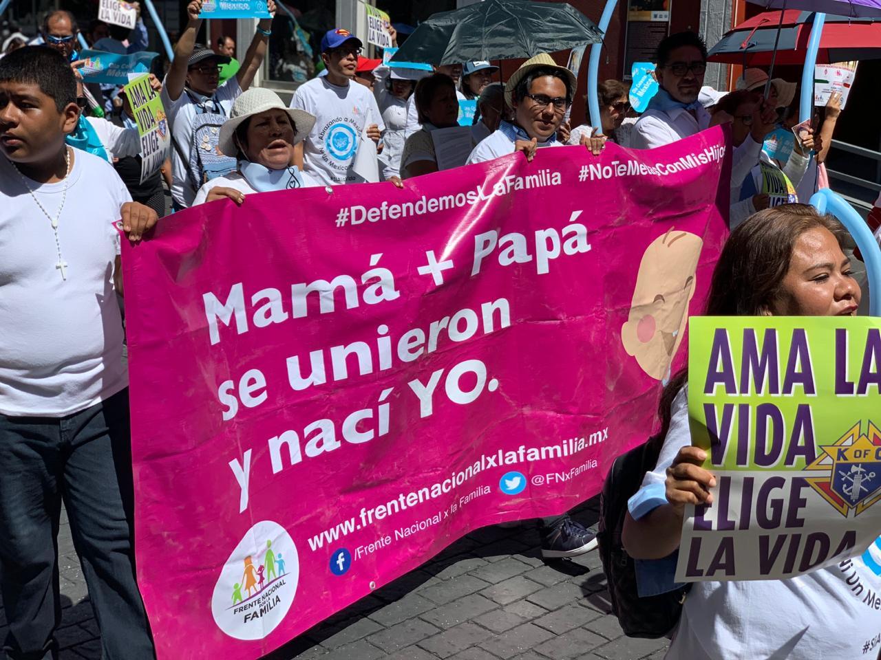 FNF protesta contra prohibición de terapias de conversión