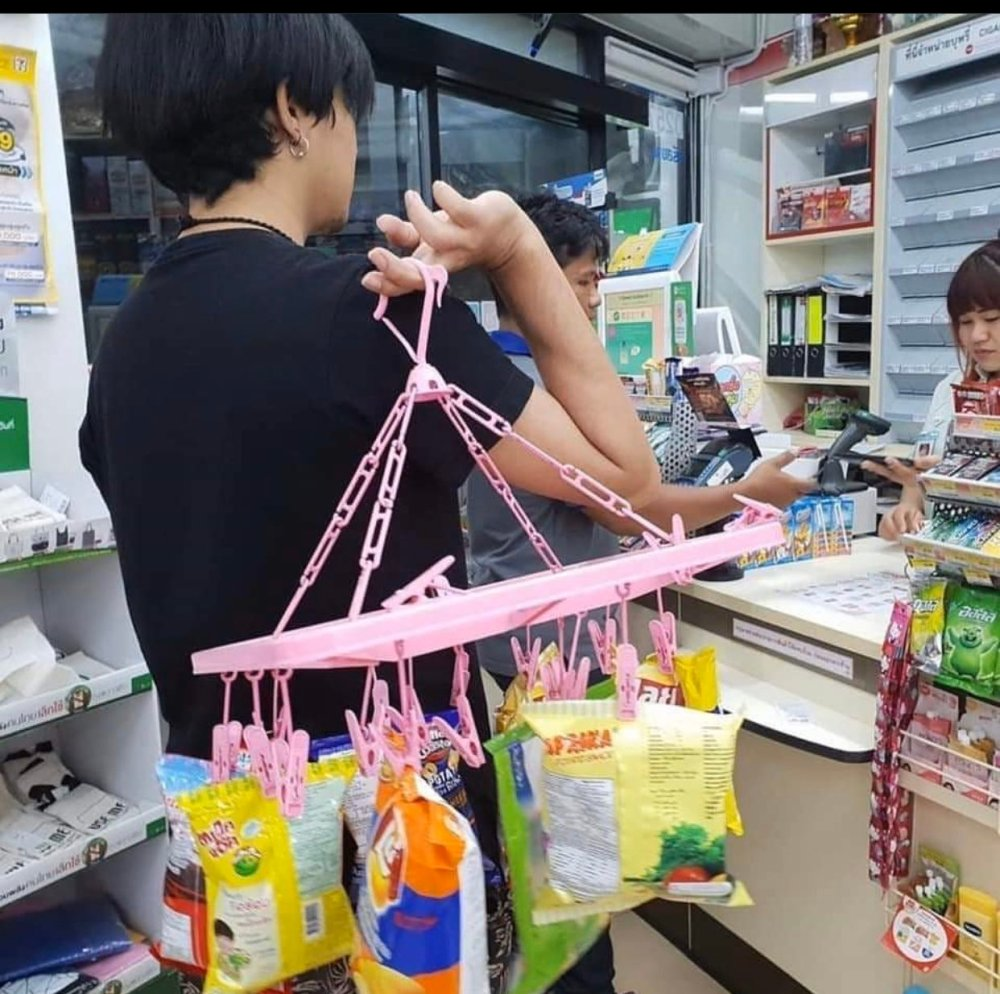 Compradores De Tailandia Sorprenden Por Sus Alternativas a La Prohibición De Bolsas De Plástico