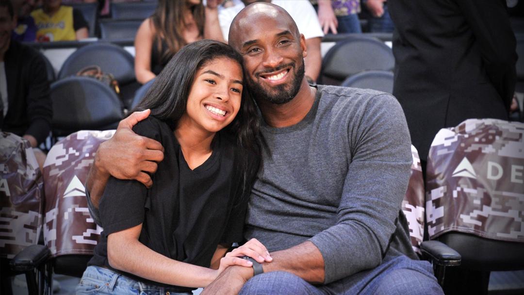 Gigi Bryant Kobe Bryant