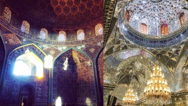 Iran Sitios Culturales