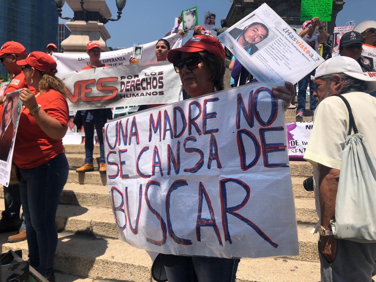 61 Mil 637 Desaparecidos En México: Segob