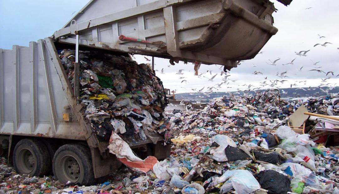 México podría recibir toneladas de desechos plásticos de Estados Unidos.