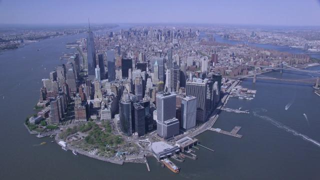 Nueva York Proyecto Muro