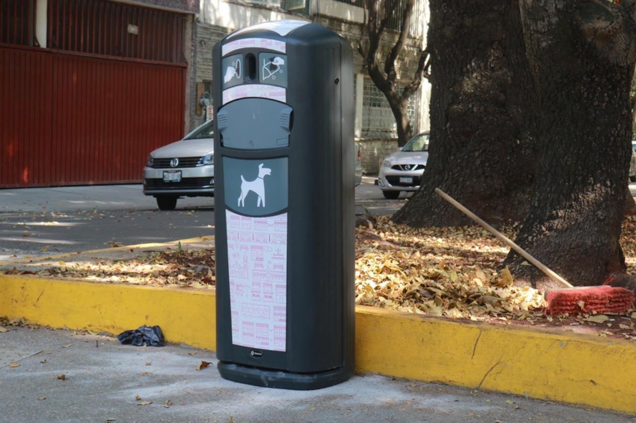 Cdmx: Colocan Contenedores Especiales Para Heces Caninas En La Colonia Hipódromo