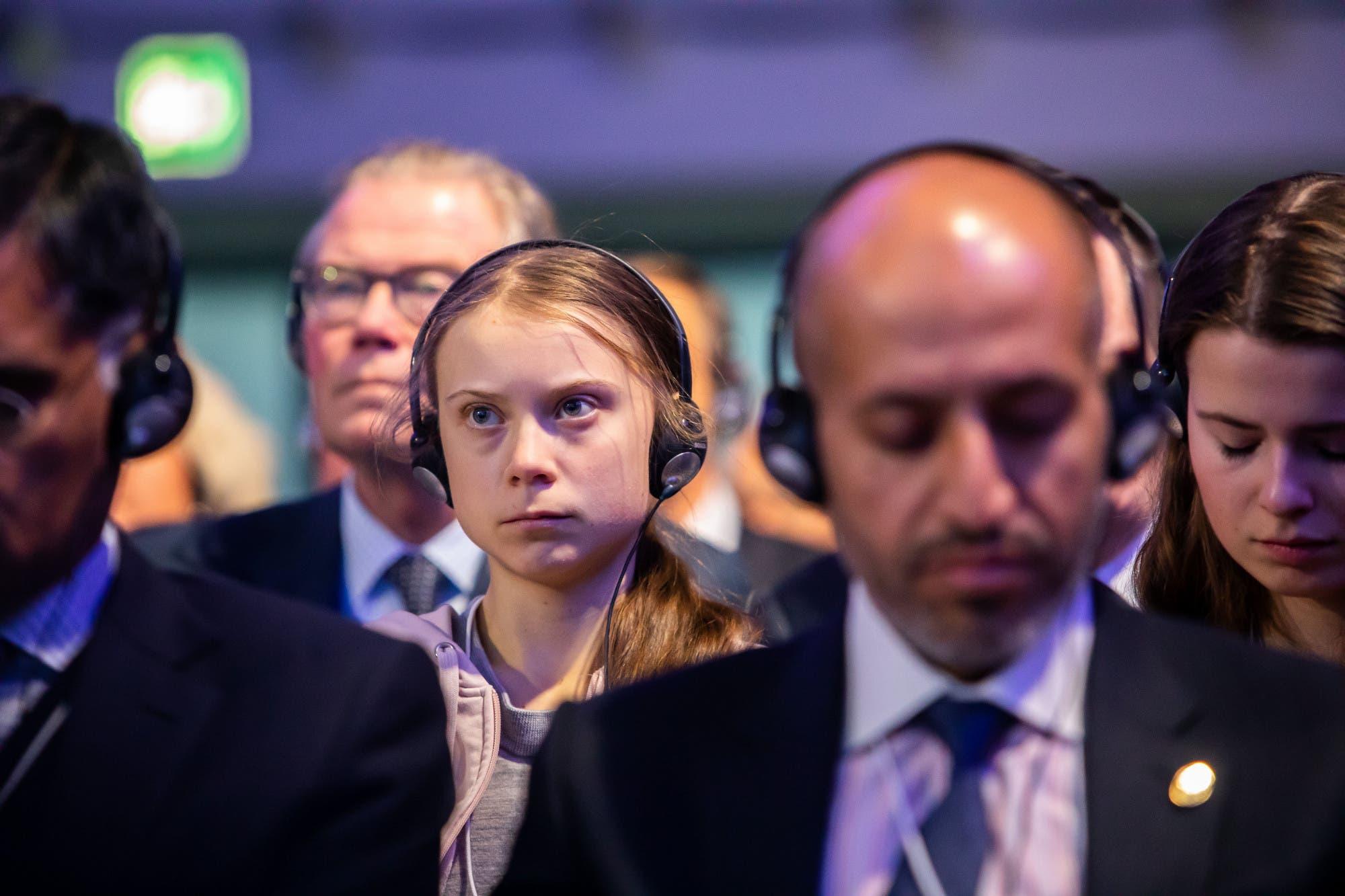 Greta Thunberg responde a secretario estadounidense que le aconsejó estudiar economía.