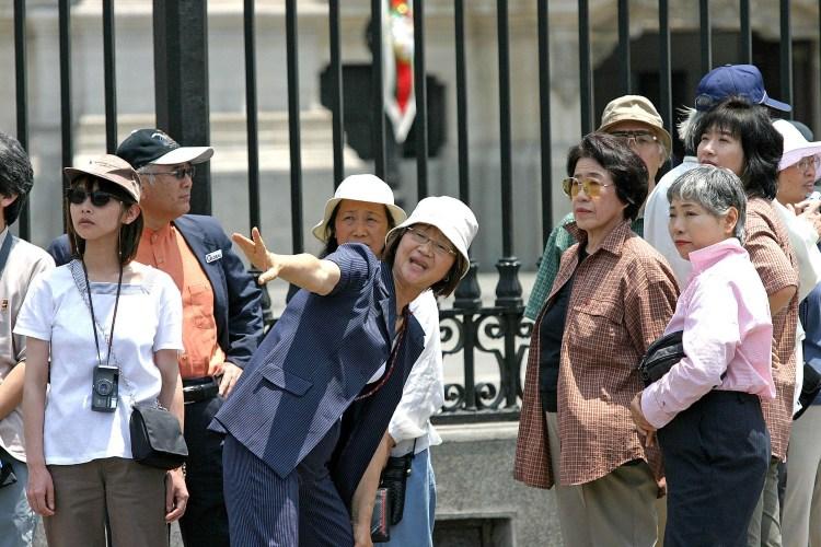 INM: desde 2017 incrementó número de residentes chinos en México.
