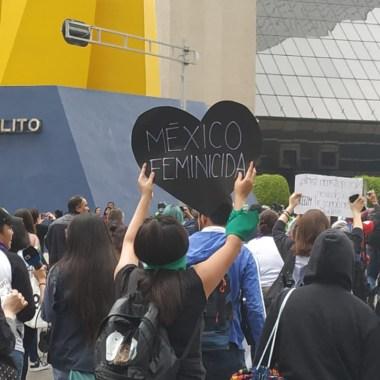 8 Marzo, Marcha Feminista, México, 2020