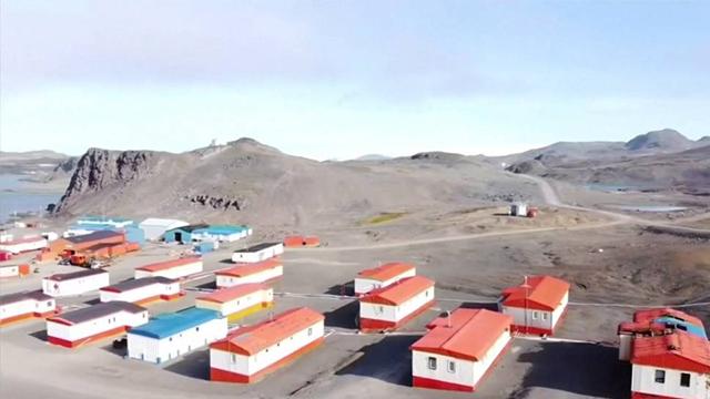 Antartida-Temperatura