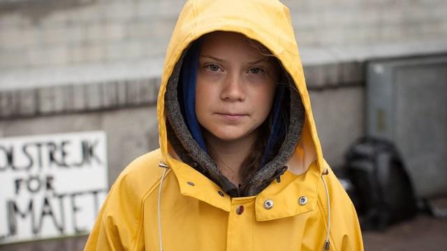 Greta Thunberg, Quien Es, Libro, Activismo