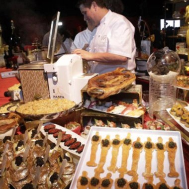 Premios Óscar tendrán menú vegano durante su celebración.