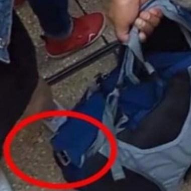 Captan hombre grabando bajo la falda en video de Youtuber