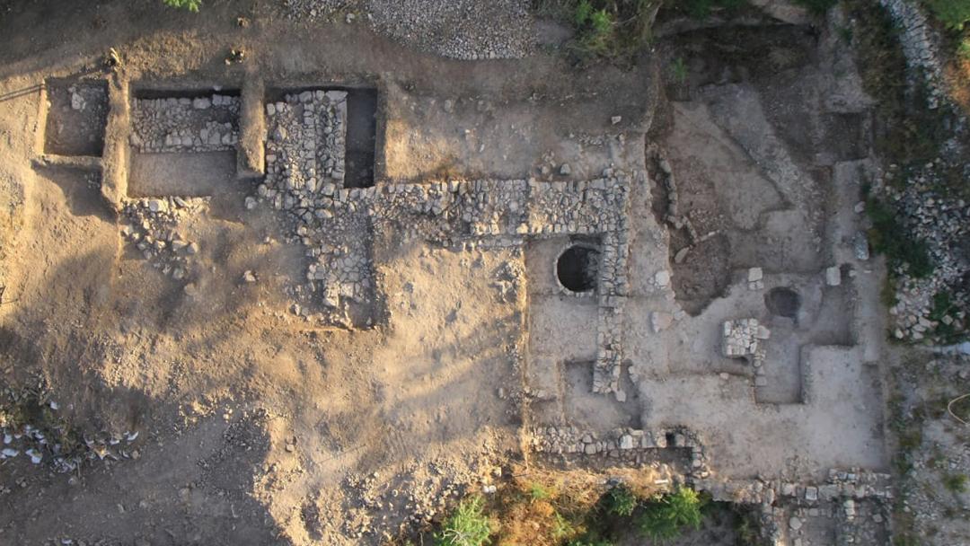 Templo, Jerusalén, Biblia, Edad Hierro
