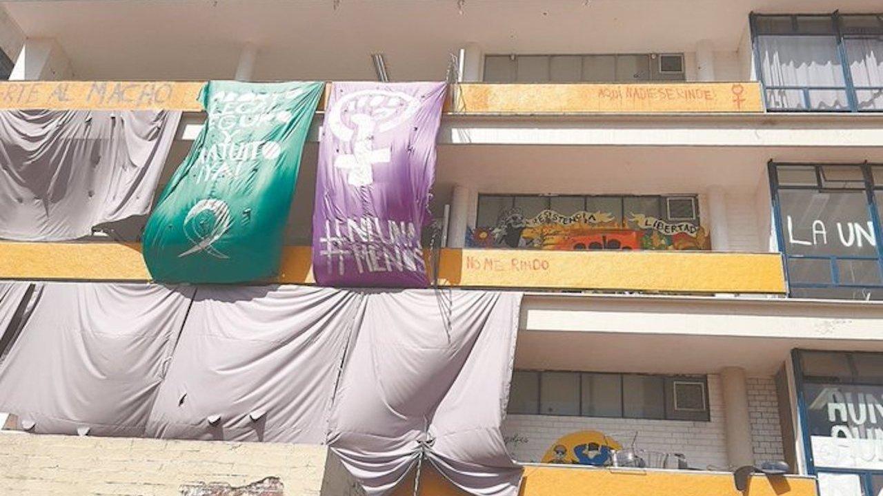 ¿Qué está sucediendo en UNAM? (Imagen: El Universal)