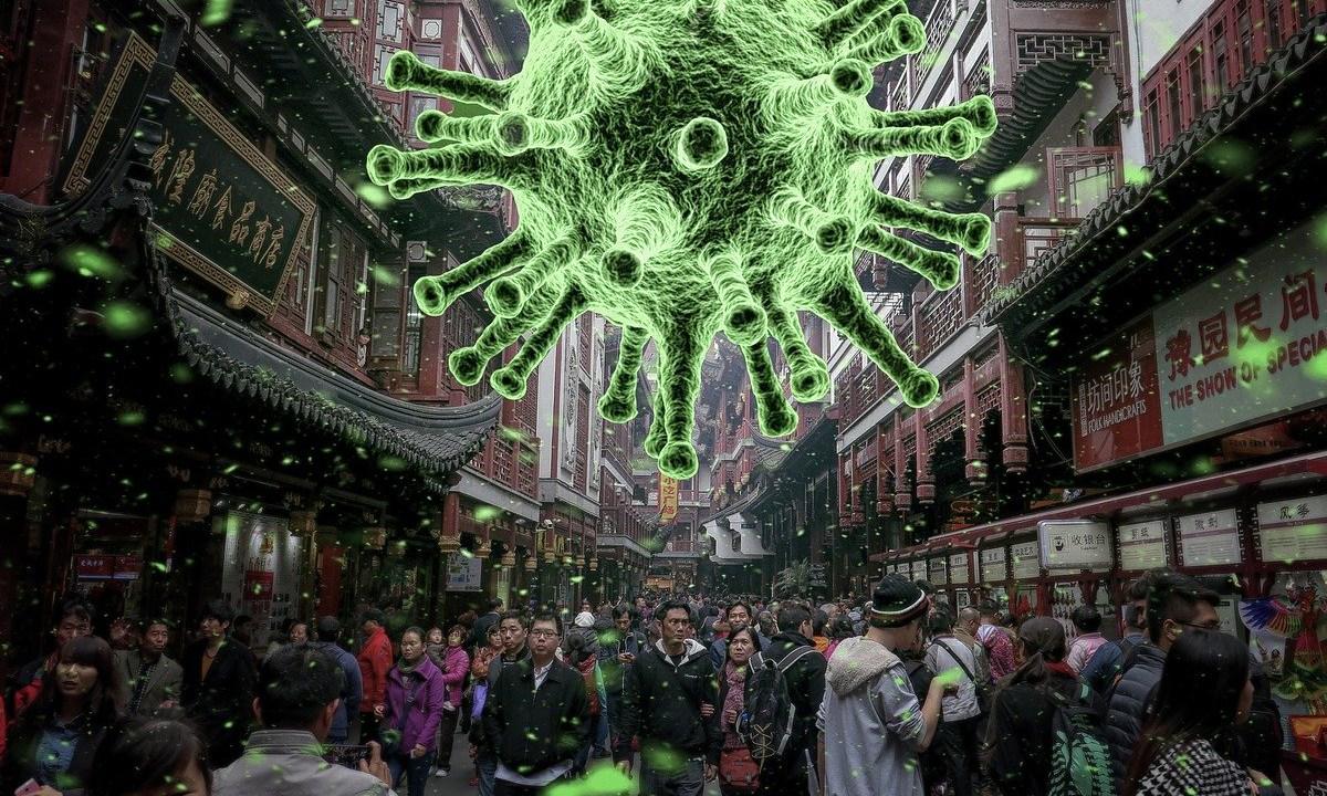 Coronavirus, Contagio, Covid-19, Quédate En Casa
