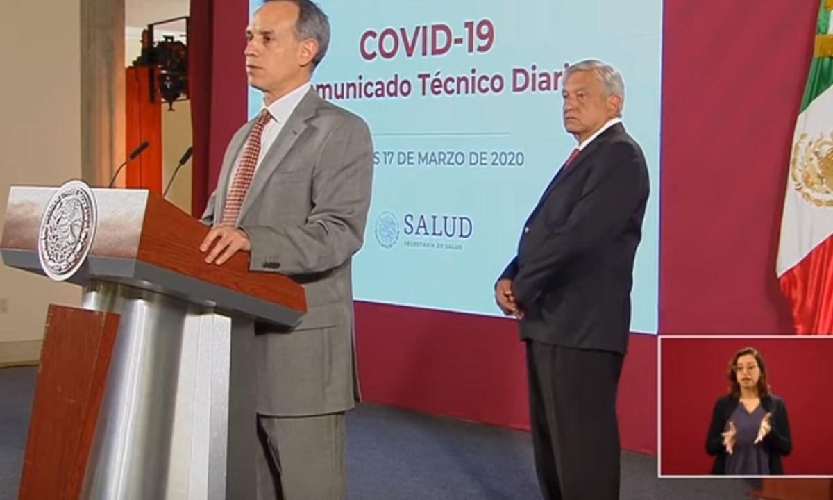 Coronavirus, México, Secretaría De Salud, Casos