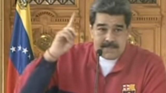 Coronavirus, Nicolas Maduro, Twitter, Cura