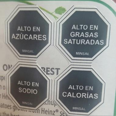 Envolturas Productos, Nom 51, México