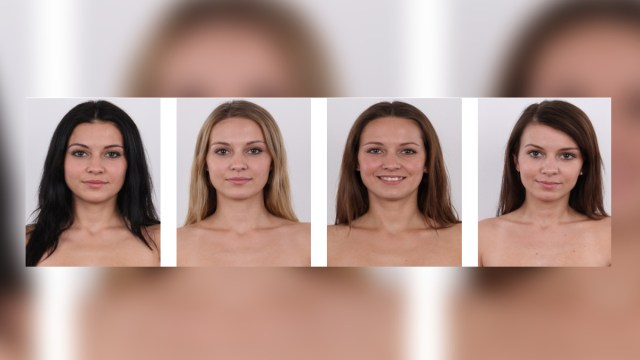 Inteligencia Artificial, Mujeres, Desnudas, These Nudes Do Not Exist