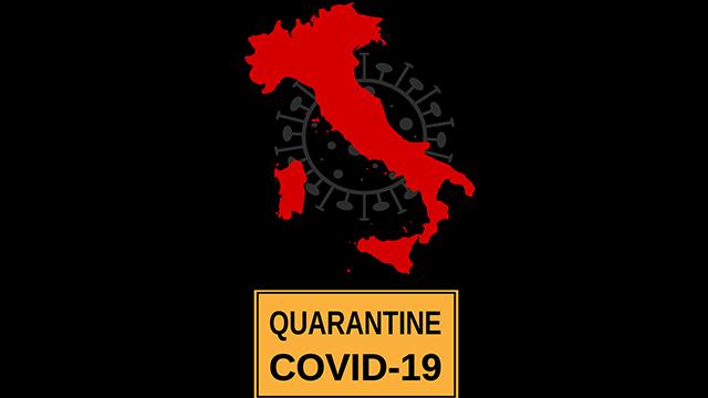Italia, Coronavirus, Vó, Muertos