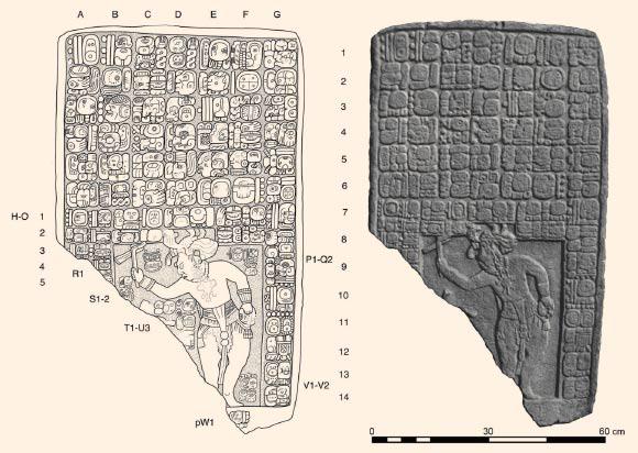Maya, Reino, Restos, México