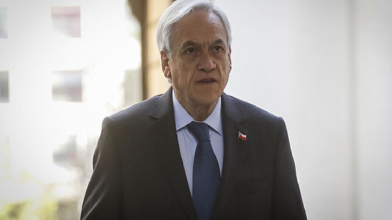 Piñera, presidente de Chile, culpó a las mujeres por abusos sexuales (Imagen: PiensPrensaOficial)