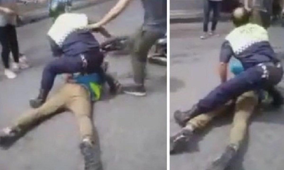 Una mujer fue golpeada por cinco hombres por ser lesbiana (Imagen: ClósetLGBT)