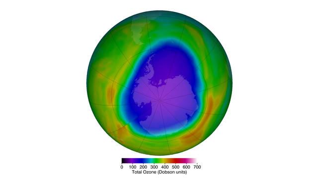 Ártico, Capa, Ozono, Agujero