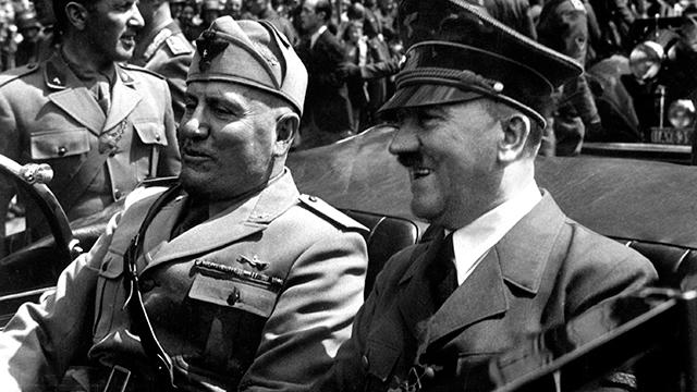 Benito Mussolini, Clara Petacci, Facismo, Fusilamiento