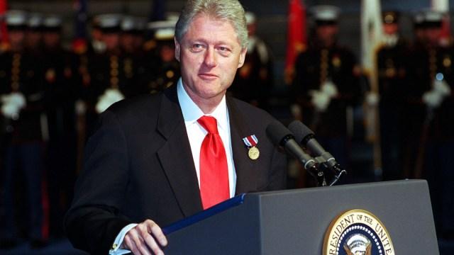 Bill Clinton, Osama Bin Landen, Al Qaeda, CIA