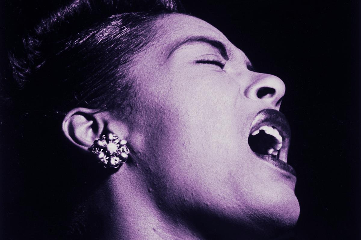 Billie Holiday, Strange Fruit, Muerte, Canciones