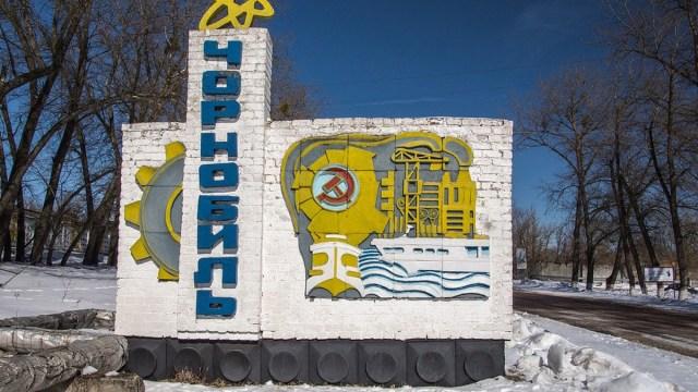 Chernobyl, Incendio, Aumento, Radiactividad