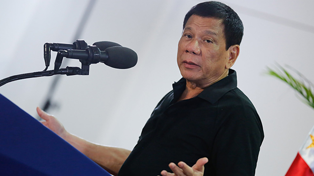 Coronavirus, Filipinas, Disparar, Rodrigo Duterte