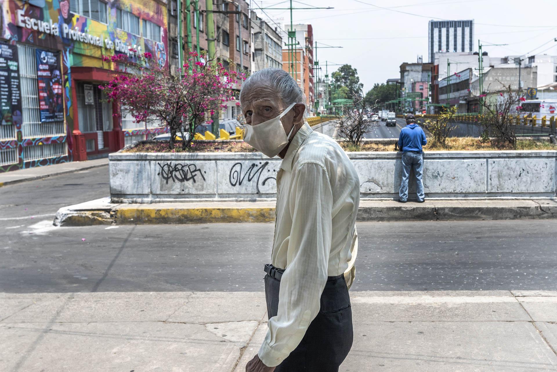 La CDMX a un mes de la emergencia sanitaria por coronvirus [Fotogalería]
