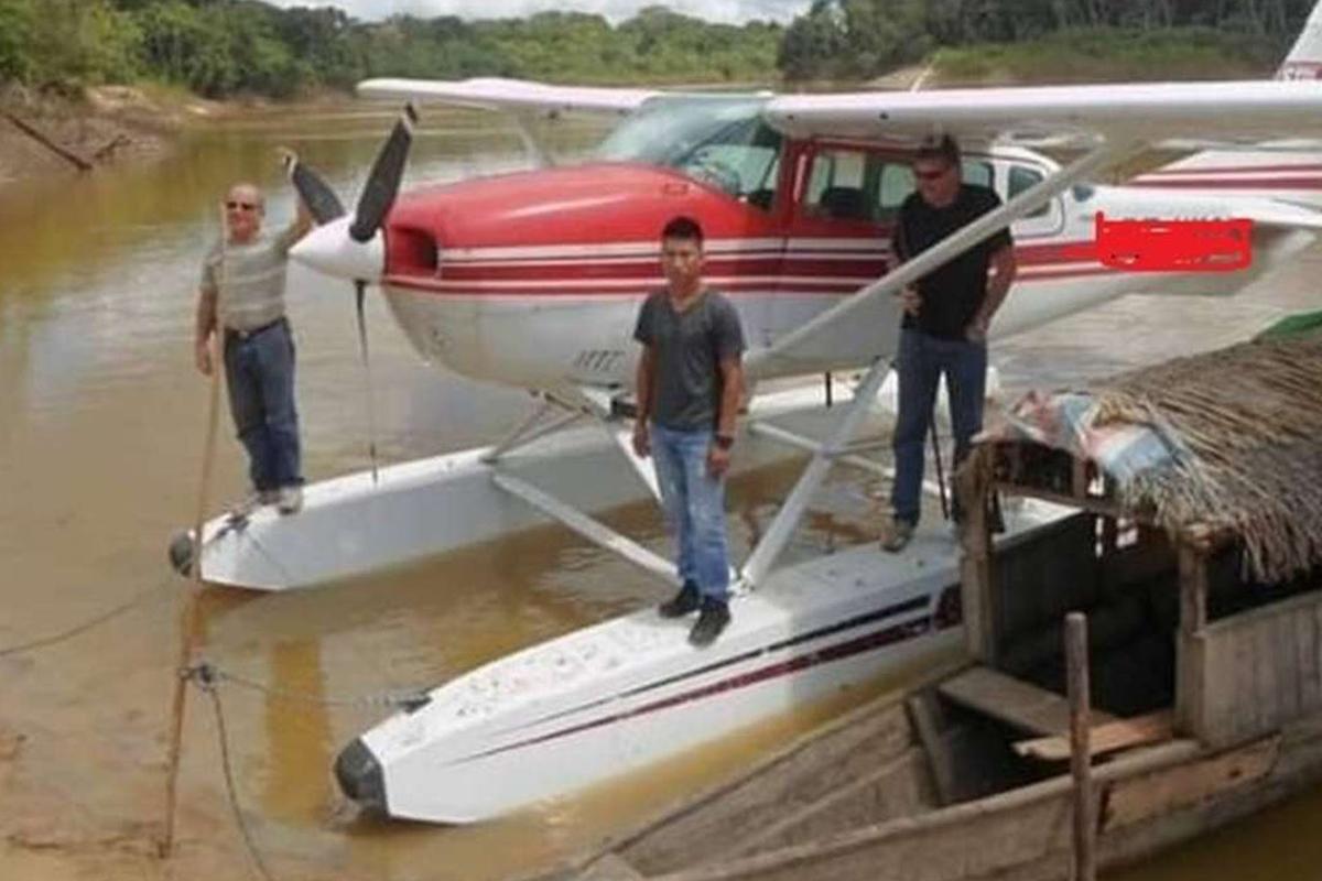 Misioneros, Cristianos, Brasil, Tribus