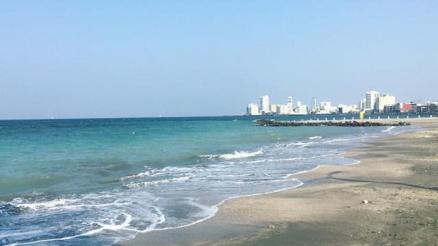 Playas, Veracruz, Ausencis Turistas, Pandemia Coronavirus