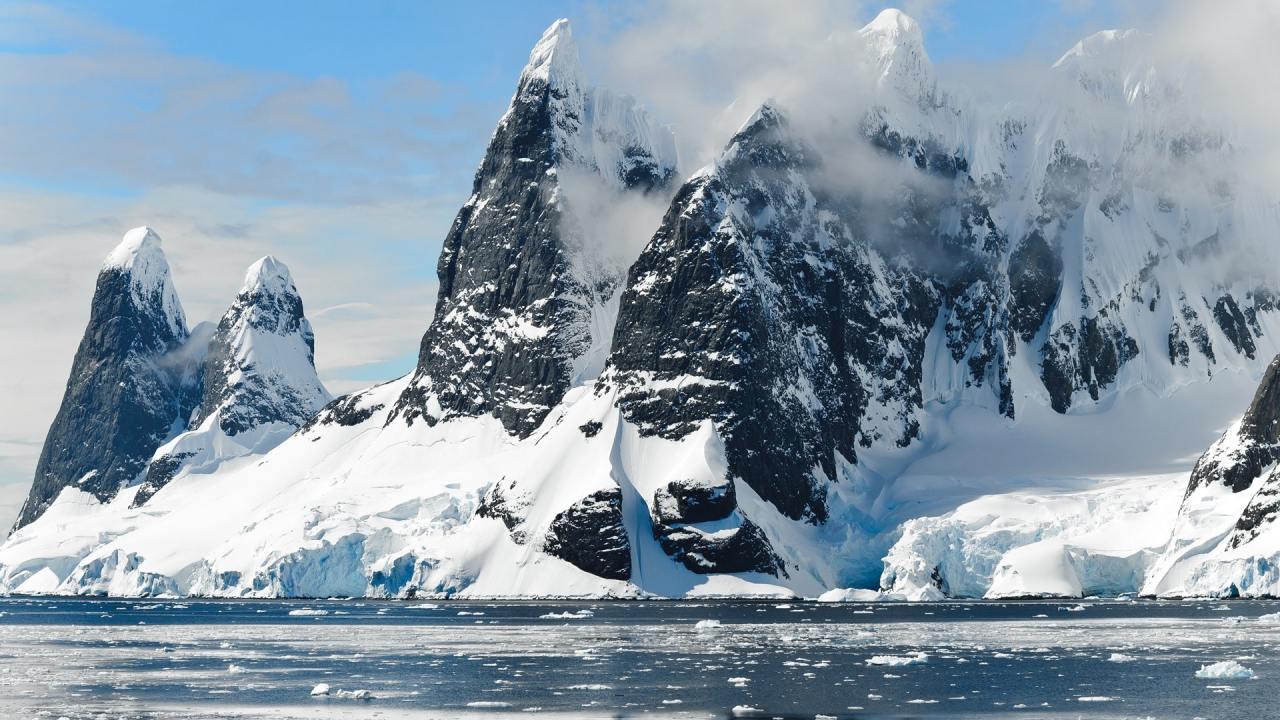 Se registra primera ola de calor en la Antártida