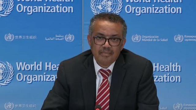 La OMS pide no usar pandemia de Covid-19 con fines políticos