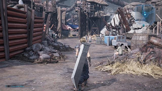 Final Fantasy VII, Remake, Ecología, Terrorismo