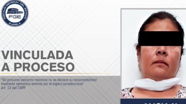 Alicia, Puebla, Violacion, Menor Edad
