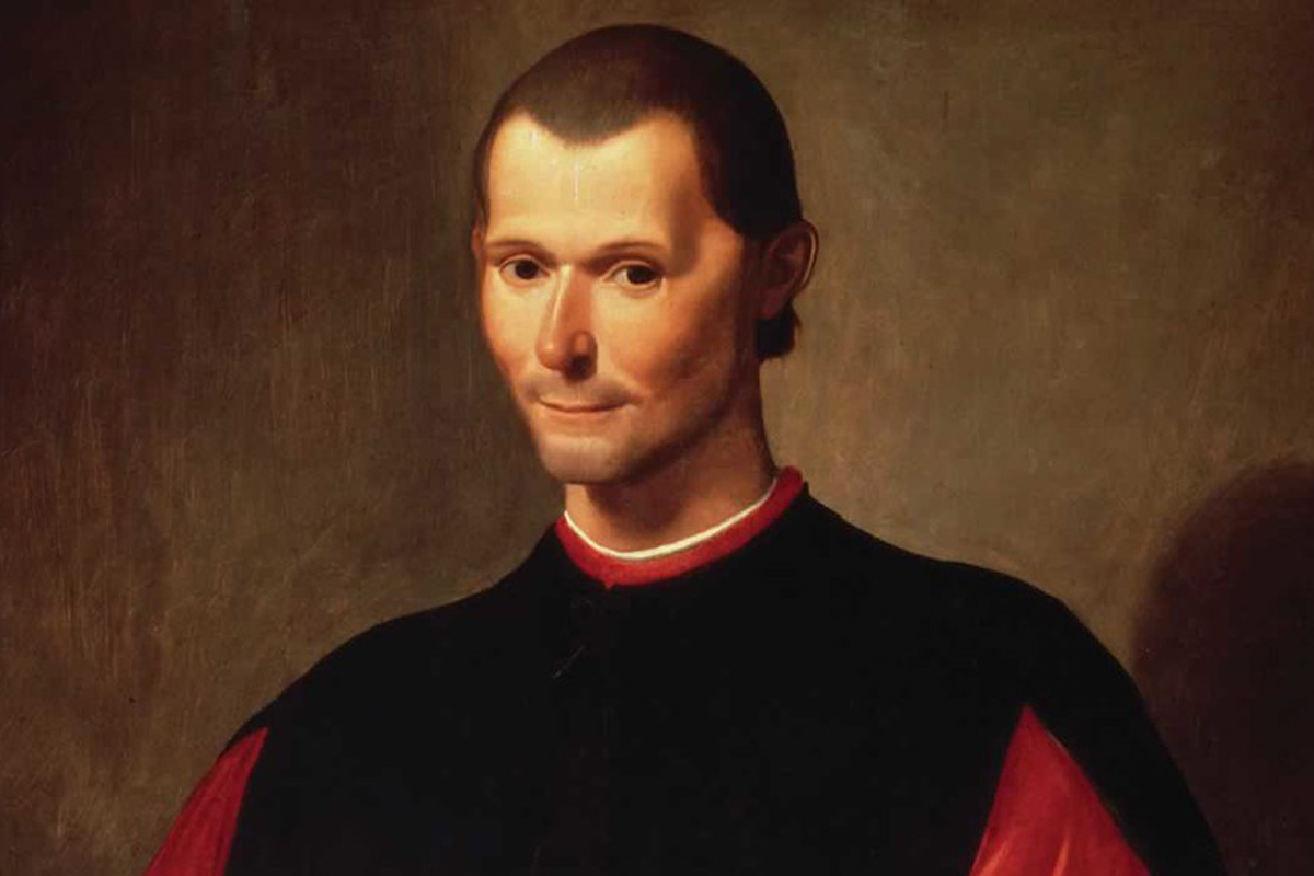 Nicolás Maquiavelo, El Principe, Filosofia, Pensamiento