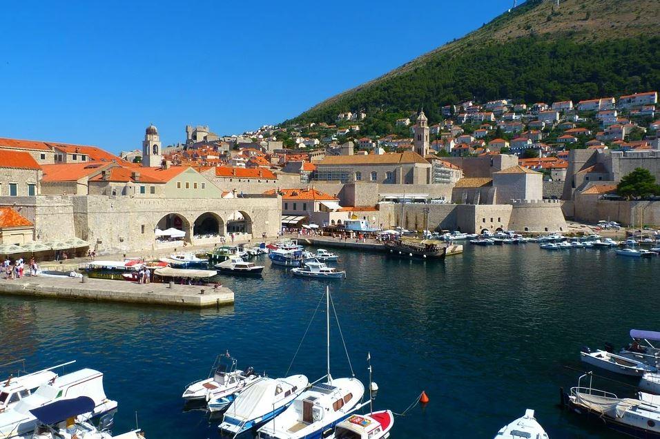 Dubrovnik: la ciudad que implementó la cuarentena en la Edad Media