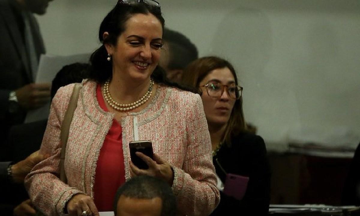 "María Fernanda Cabal, senadora señaló una violación como ""falso positivo"""