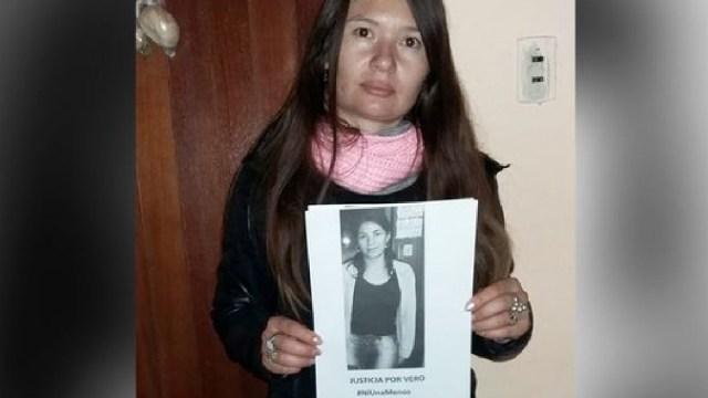 Verónica Soule, Feminicidio, Argentina, Quemada