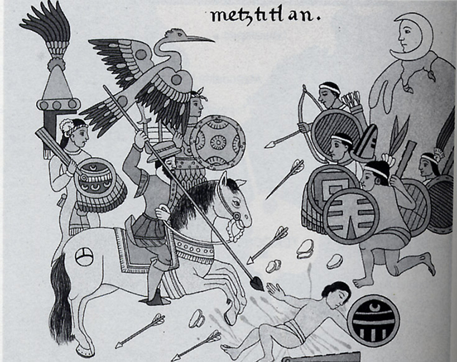 El 30 de junio de 1520 se dio la mayor derrota de Hernán Cortes a manos de los aztecas, la llamada Noche Triste