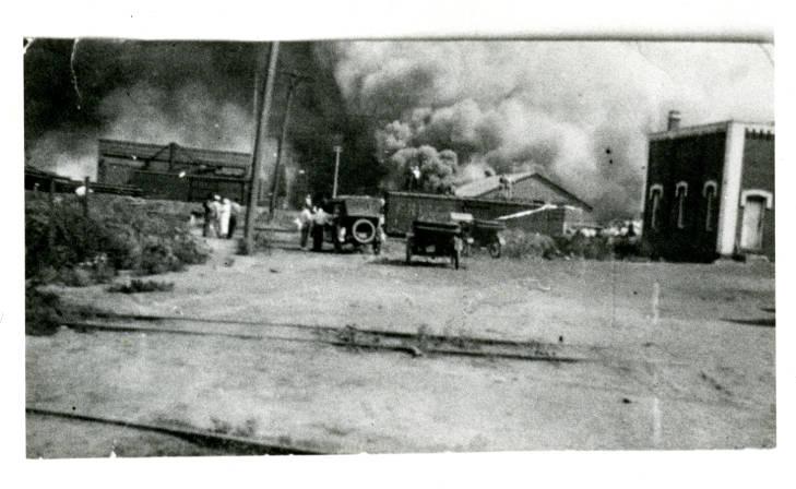 A 99 años de la Masacre racial de Tulsa