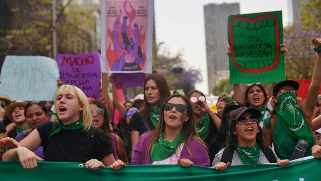 Organizaciones feministas están movilizando para que el 29 de Julio se dé la despenalización de aborto en la SCJN de México